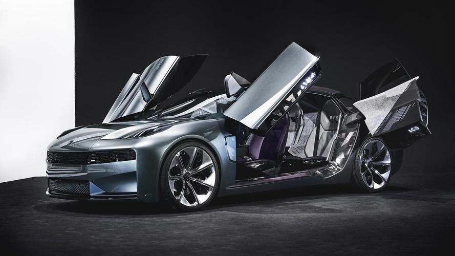 Lynk & Co'nun EV sedanına göz atın