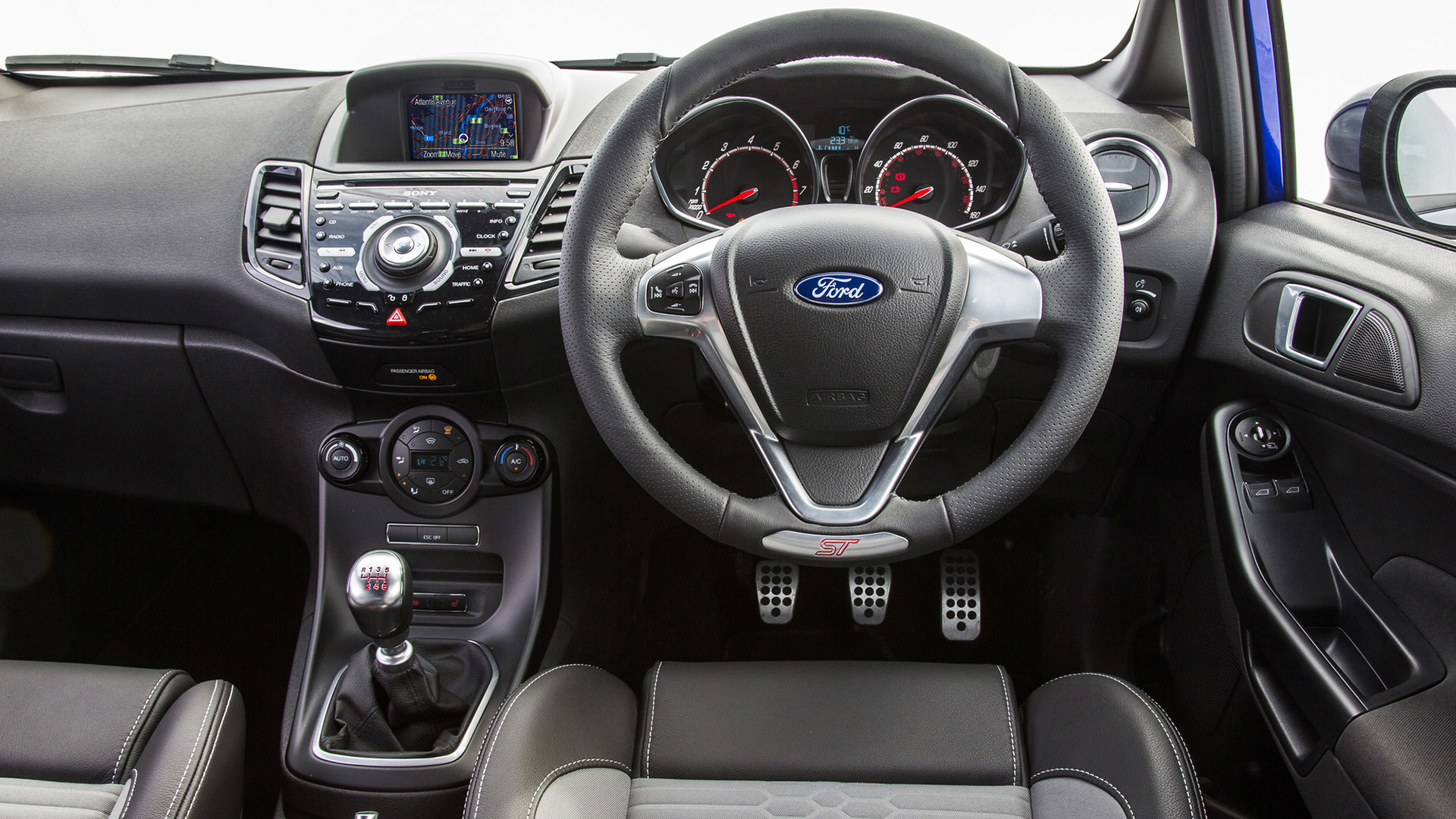 & 2018 Ford Fiesta For U.S. Loses Three-Cylinder EcoBoost Engine