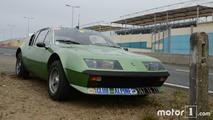 Le Tour Auto fait étape au Mans