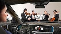 Continental elimina alto-falantes com o Ac2ated Sound
