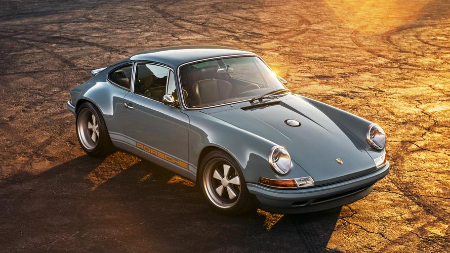 Deux Porsche 911 restaurées par Singer aux enchères