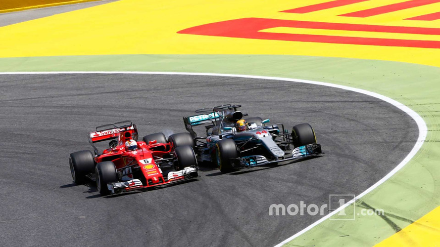 Hamilton: Vettel Duel
