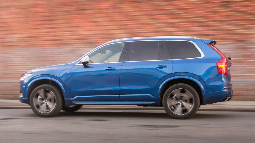 Uber Buying Up to 24000 Autonomous Volvo XC90s