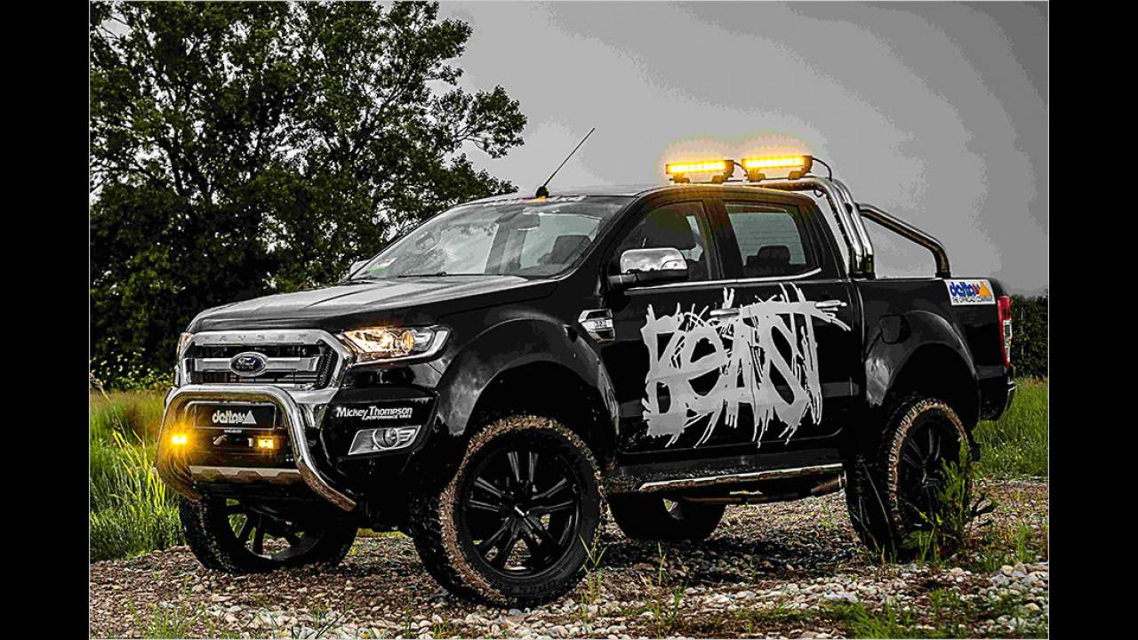 Ford Ranger von delta4x4