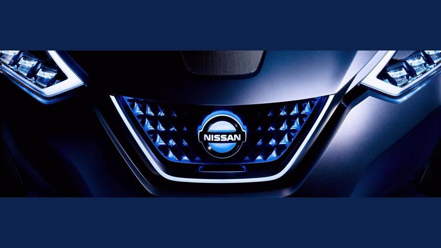 Megmutatta hűtőmaszkját a 2018-as Nissan Leaf (Frissítve!)