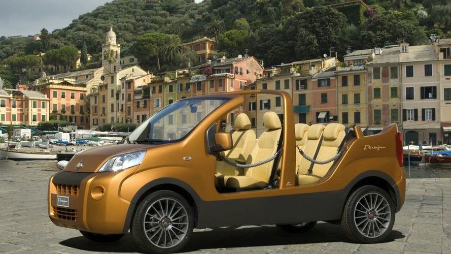 Fiat Create Portofino Show Van
