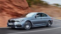 2017 BMW 5 Series Saloon