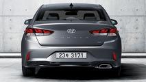Hyundai Sonata restyling 2017