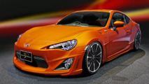 Wald International previews Toyota 86 Sports Line
