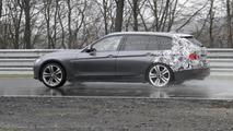 2013 BMW 3-series Touring prototype spy photo