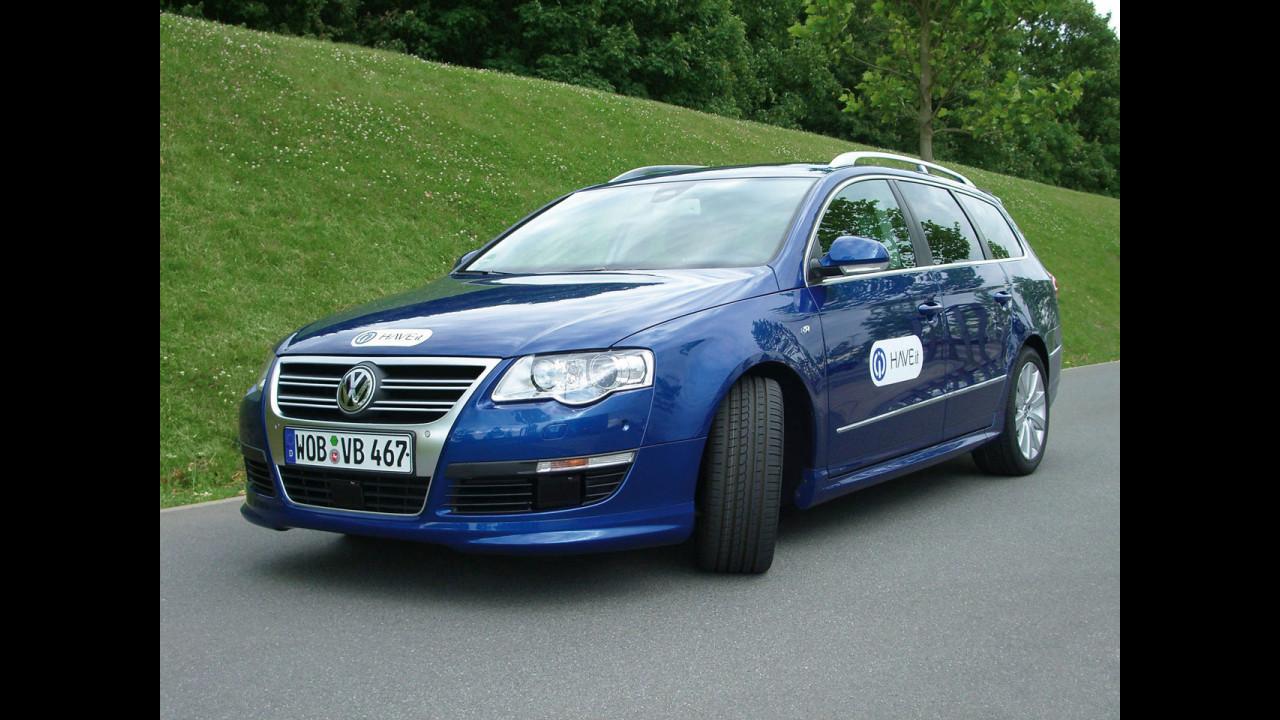 Volkswagen Temporary Auto Pilot
