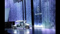 La Mercedes F 125! vista dal vivo