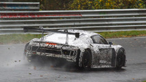 2016 Audi R8 LMS Ultra prototype spy photo