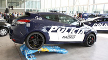 Renault Megane RS for Madrid police