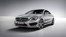 Mercedes-Benz CLA250 now available with Sport Package Plus in U.S.