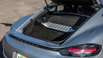 2017 Porsche 718 Cayman: İlk Sürüş