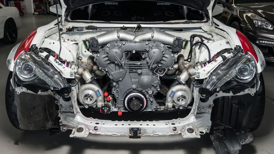 Street FX imzalı Toyota GT86