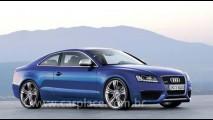 Audi RS5 pode ter o motor V10 de 500 cv da Lamborghini Gallardo