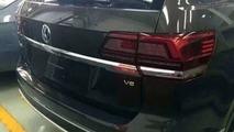 VW Teramont casus fotoğrafı