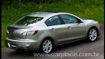 Novo Mazda3 Sedan 2010 é apresentado em Los Angeles - Veja vídeo e fotos