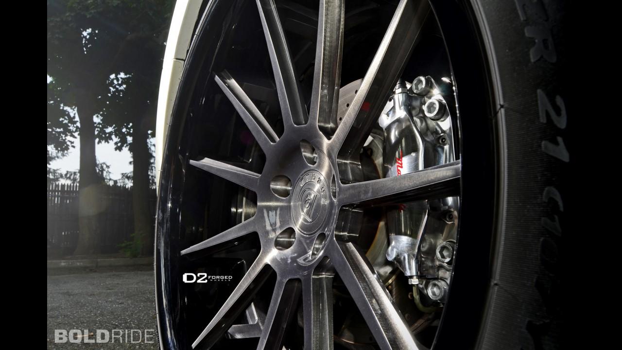 D2 Forged Wheels Maserati GranTurismo