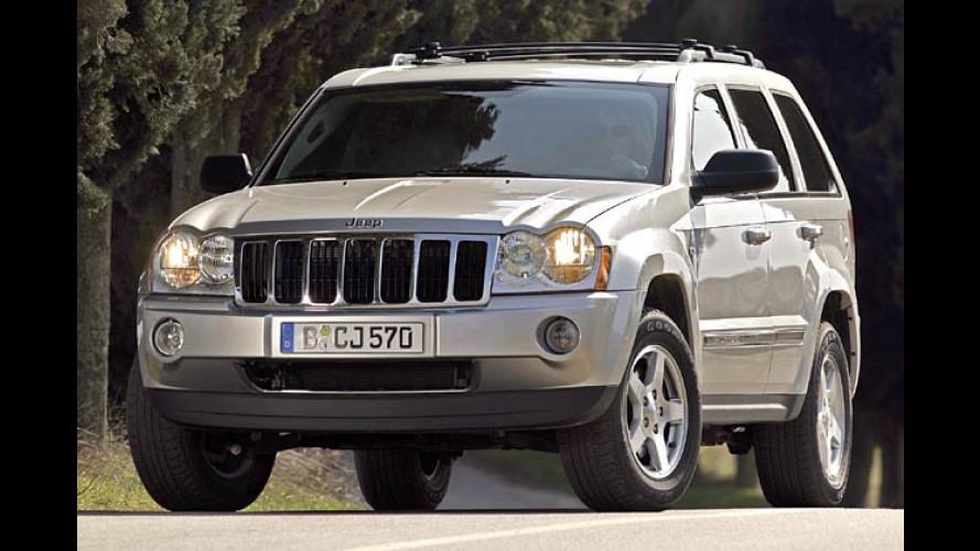 Jeep Grand Cherokee: Des großen Häuptlings Frische-Kur