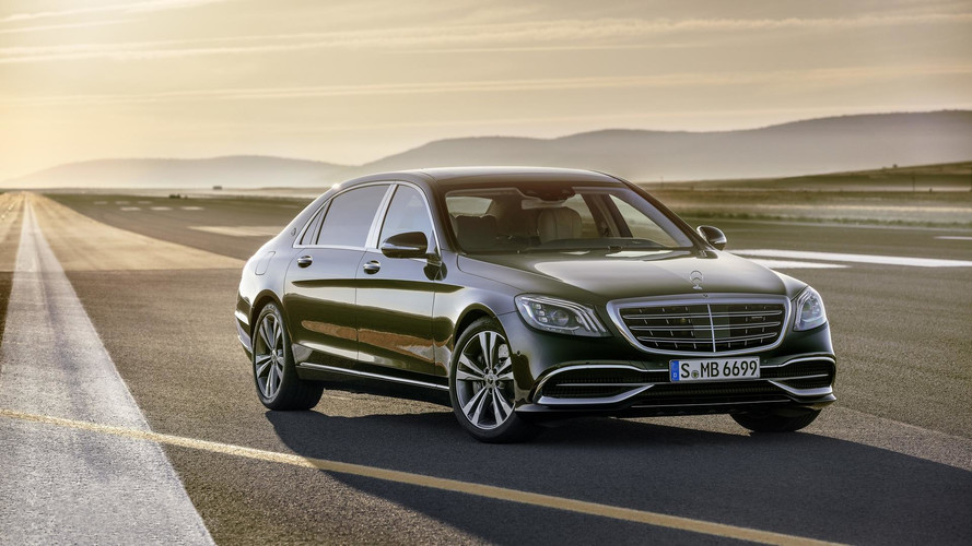 Take A Good Look At The 2018 Mercedes S-Class In 209 Images