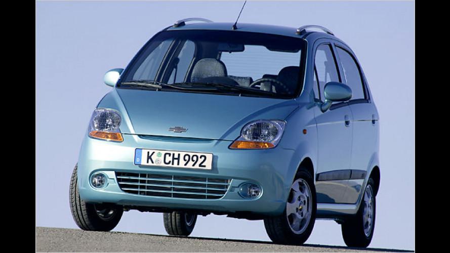 EcoLogic-Modelle: Chevrolet setzt auf Gas