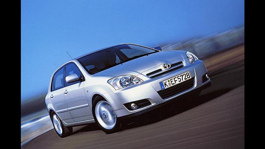 Toyota Corolla: Facelift, mehr Ausstattung und neuer Diesel