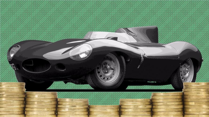 Los 10 coches más caros de la historia