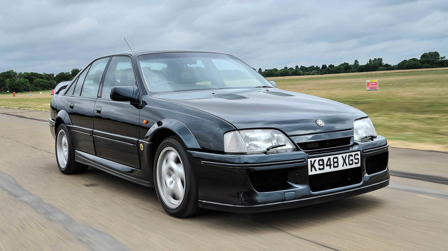 Driving The Most Iconic Vauxhalls Of All Time