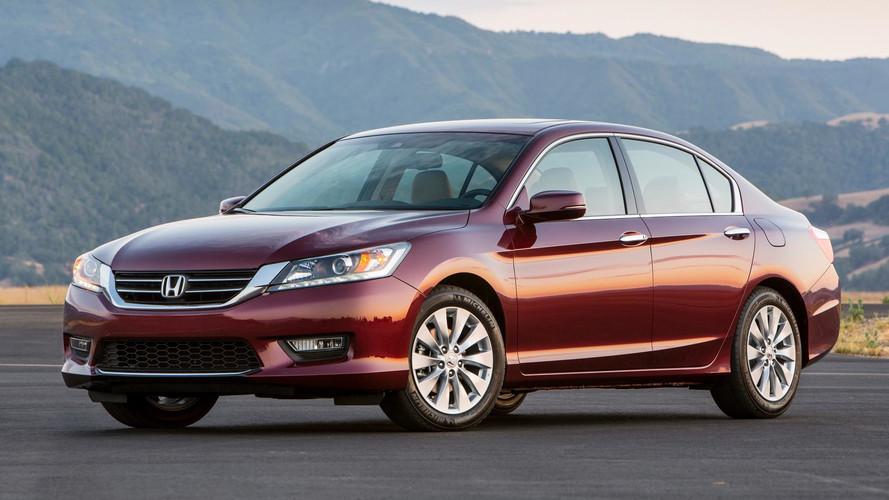 Honda Recalls 1.15M Accords For Fires Caused By Battery Sensor