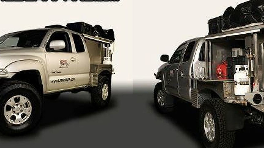 Campa Expedition Vehicle System