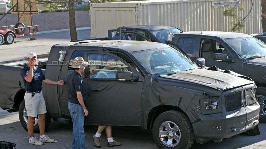 2009 Dodge Ram Prototype