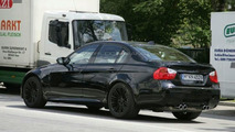 BMW M3 4-Door Sedan spy pics