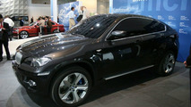 BMW X6 Sports Activity Coupe Concept Revealed