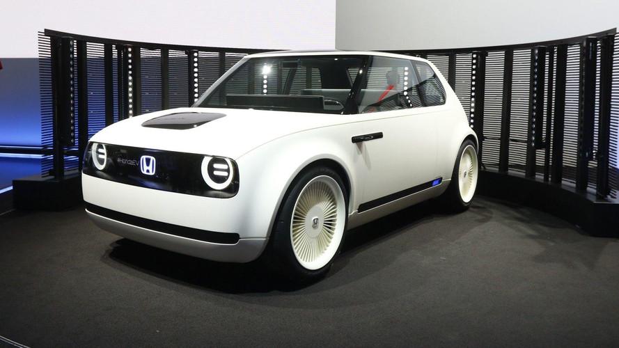 Honda Urban EV é o esperado compacto da marca japonesa