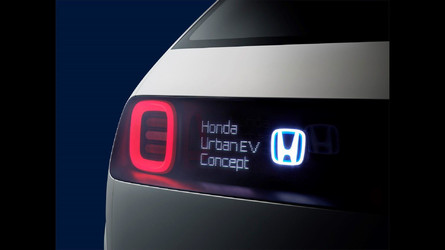 Honda teases new electric concept ahead of official debut