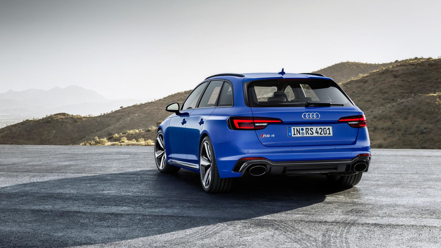 The 2018 Audi RS4 Avant is now on sale in the UK