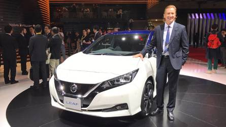 Elétrico Nissan Leaf será vendido no Brasil em 2019