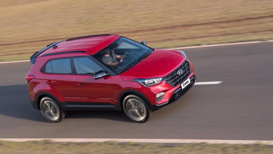 Hyundai Creta já superou 40 mil unidades no Brasil