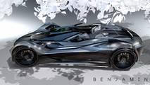 2020 Shelby Cobra Concept