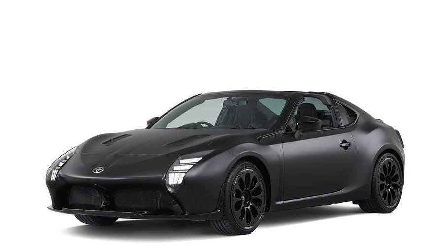 Toyota GR HV Sports Konsepti