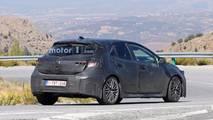 Toyota Auris 2019 fotos espía