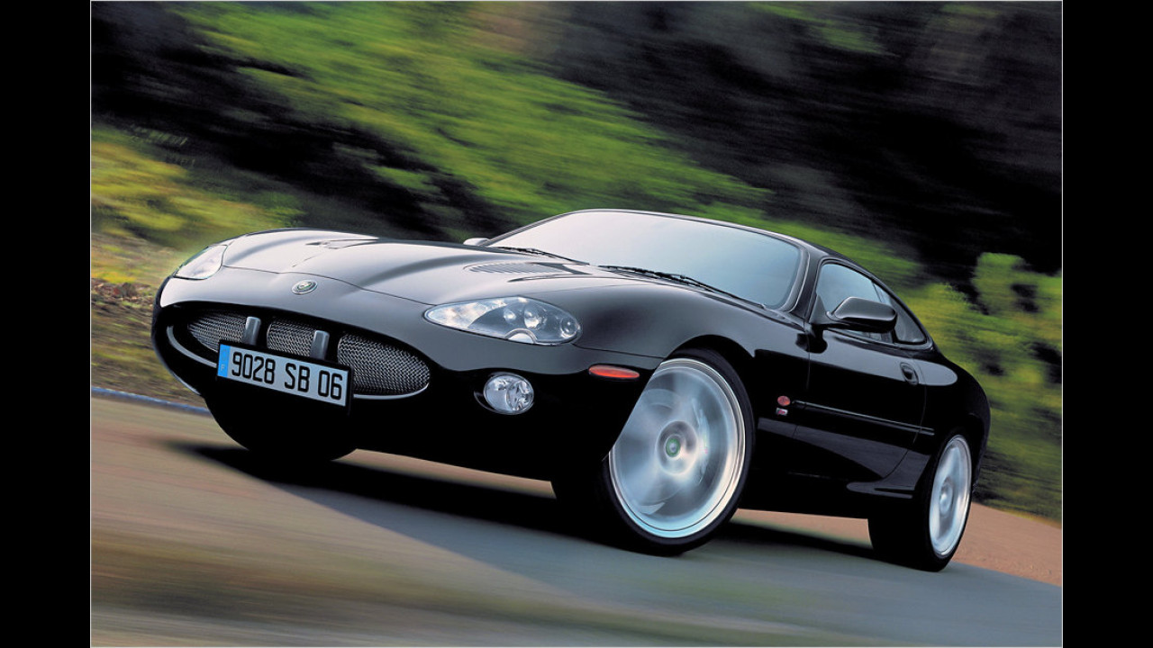 Jaguar XK8 (1996 bis 2005)