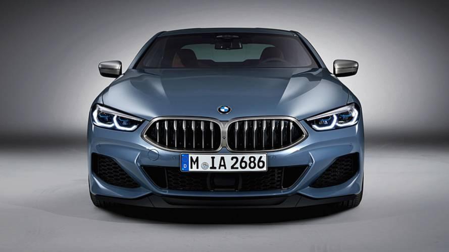 Yeni BMW 8 Serisi Seri Üretim vs. Konsept Hali