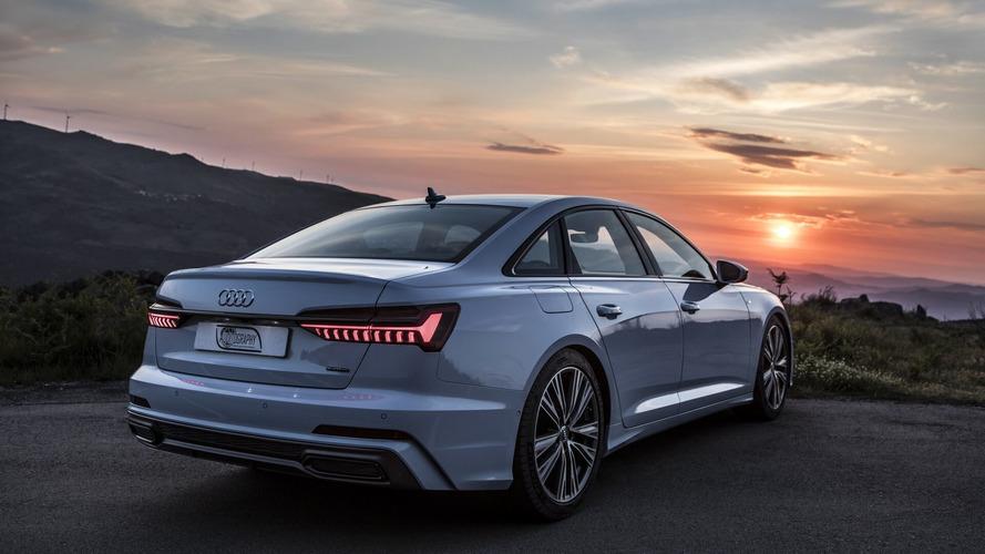 Yeni Audi A6'nın muhteşem görüntülerine bir göz atın