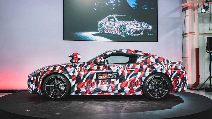 2019 Toyota Supra Has Same Body Rigidity As Lexus LFA