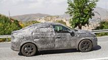 Renault Captur Coupe spy photo