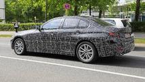 2019 BMW 3 Series Sedan spy photo